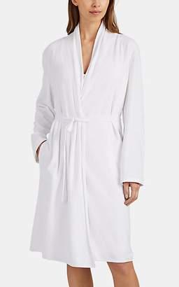 Skin Women's Organic Cotton Terry Robe - White