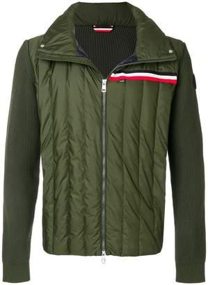 Moncler high neck padded jacket