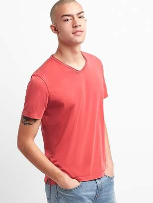 Gap Vintage Wash Classic V T-Shirt