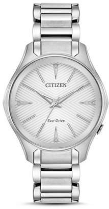 Citizen Silhouette Watch, 35mm