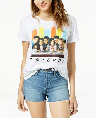 Hybrid Juniors' Friends Graphic T-Shirt