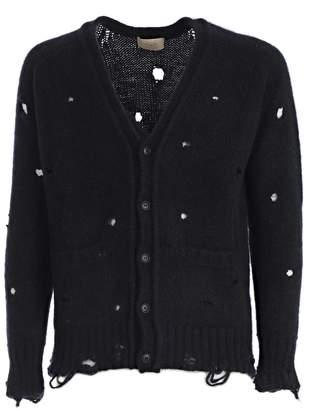 Maison Flaneur V-neck Knitter Cardigan