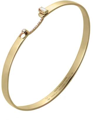 Nouvel Heritage Dinner Date Bangle - Yellow Gold