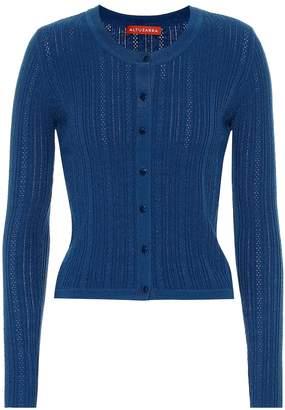 Altuzarra Cygnet wool-blend cardigan