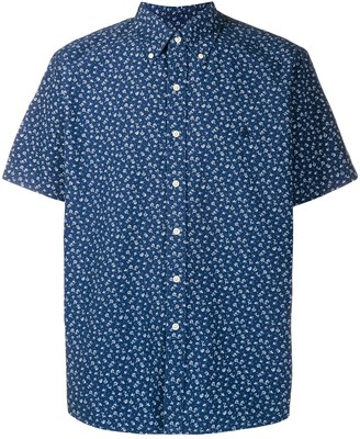 Polo Ralph Lauren floral print short-sleeved shirt