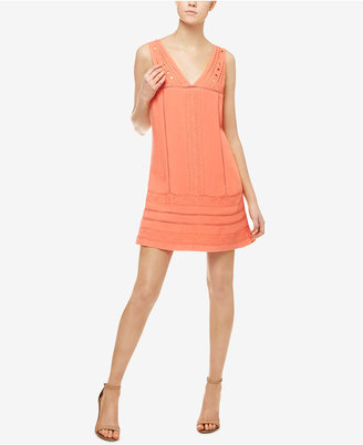 Sanctuary Scarlett Embroidered Shift Dress $139 thestylecure.com