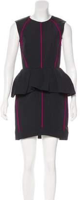 Camilla And Marc Sleeveless Mini Dress