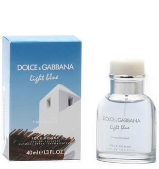 Dolce & Gabbana Men's 1.3Oz Light Blue Living Stromboli Eau De Toilette Spray
