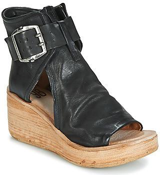 Air Step A.S.98 NOA BUCKLE women's Sandals in Black