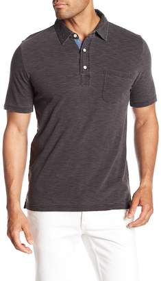 Faherty BRAND Short Sleeve Polo