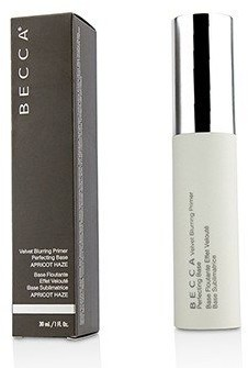 Becca Velvet Blurring Primer Perfecting Base - # Apricot Haze 30ml/1oz