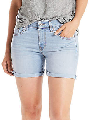 Levi's Mid-Length Denim Shorts