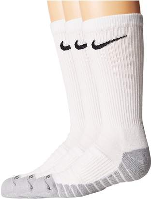 Nike Dry Cushion Crew Socks 3-Pair Pack Kids Shoes