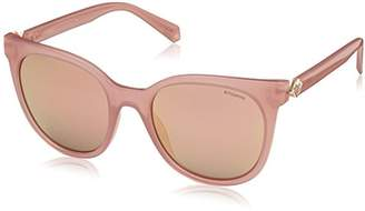Polaroid Sunglasses Women's Pld4062sx Polarized Square Sunglasses