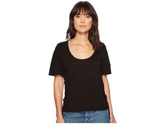LAmade Kaia Lace-Up Top Women's Clothing