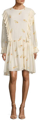 Manoush Robe Romantic Indie Dress