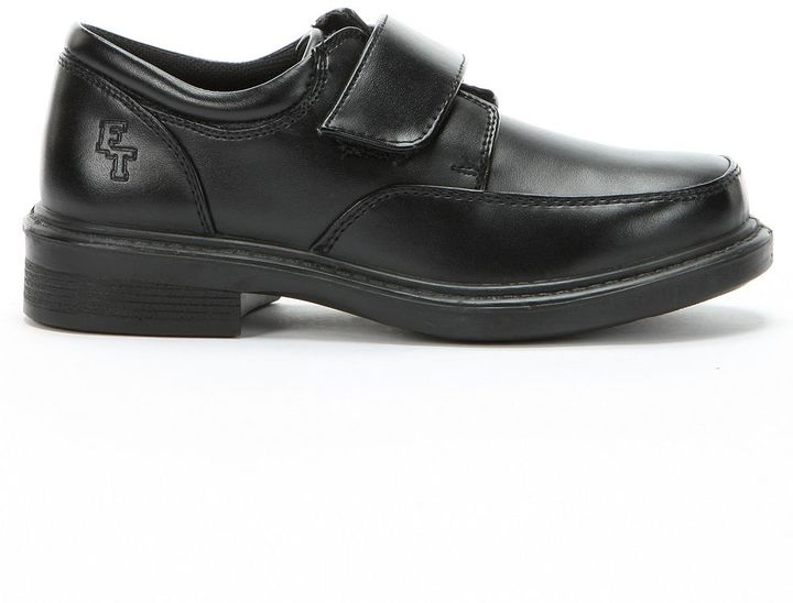 Mikey French Toast Dual-Width Uniform Oxford Shoes - Boys