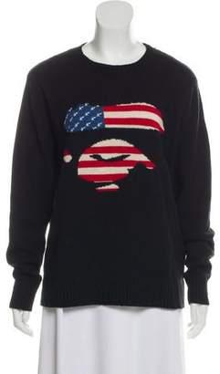 9e4651a3 A Bathing Ape Intarsia Wool Sweater