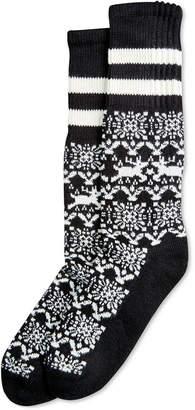 Hue Cowgirl Boot Socks