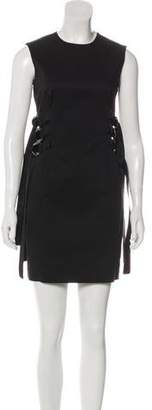 Gareth Pugh Sleeveless Mini Dress