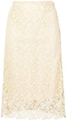 Joseph lace pattern skirt