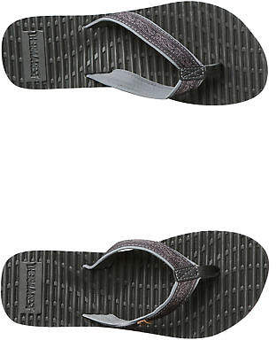 Freewaters New Women's Womens Whistler Thong Rubber Soft Black