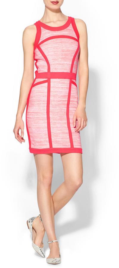Milly Spacedye Sheath Dress