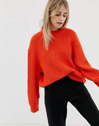 Weekday Huge Knit Sweater