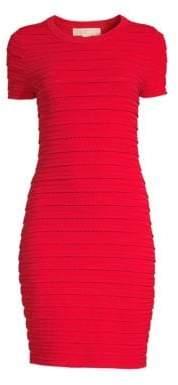 MICHAEL Michael Kors Mini Ruffle Dress