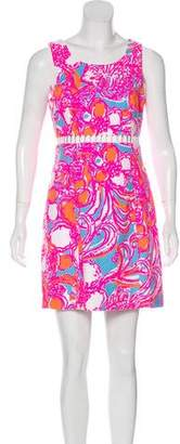 Lilly Pulitzer Sleeveless Sheateh Dress