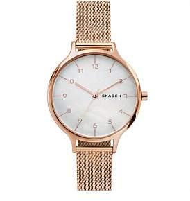 Skagen Anita Rose Gold Watch
