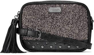 Victoria's Secret Victorias Secret Glitter Mesh Convertible City Crossbody Belt Bag