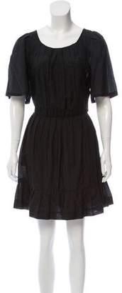 3.1 Phillip Lim Silk-Blend Mini Dress