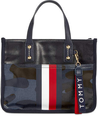 Tommy Hilfiger Raleigh Coated Camo Shopper