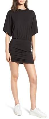 KENDALL + KYLIE Open Back T-Shirt Dress