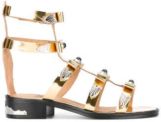 Toga Pulla embellished gladiator sandals