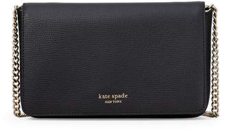 Kate Spade Sylvia Leather Chain Wallet