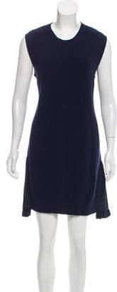 No.21 No. 21 Ruffle-Trimmed Mini Dress