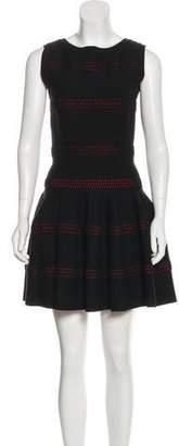 Alaia Wool-Blend Dress