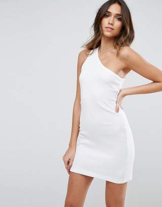 Asos One Shoulder Mini Dress