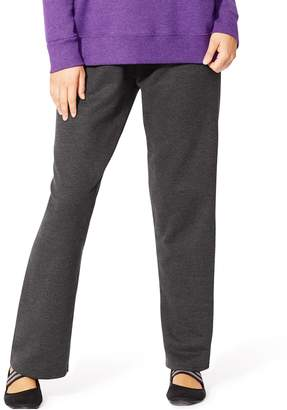 Just My Size Plus Size Fleece Lounge Pants
