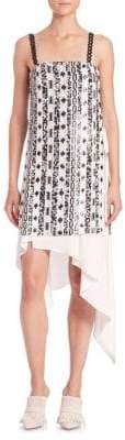 3.1 Phillip Lim Bohemian Sequin Dress