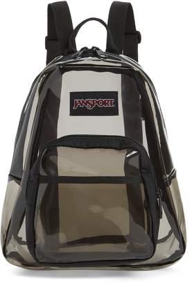JanSport Half Pint FX Clear Mini Backpack