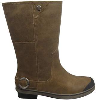 Generic Womens' Tall Buckled Winter Boot