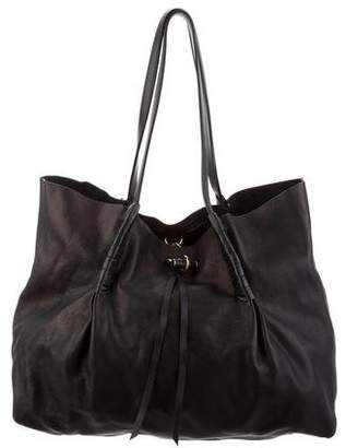 Nina Ricci Smooth Leather Hobo