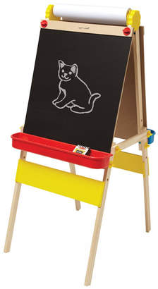Melissa & Doug Double-Sided Wooden Art Easel
