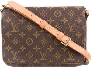 Louis VuittonLouis Vuitton Monogram Musette Tango Bag
