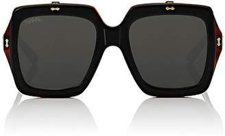 d67a943d24f Gucci Women s GG0088S Sunglasses - Black Havana