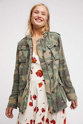Not Your Brother's Surplus Jacket