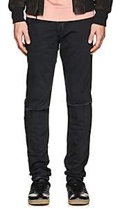 Rag & Bone Men's Fit 0 Distressed Skinny Jeans - Black